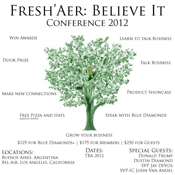 Fresh'Aer Conference